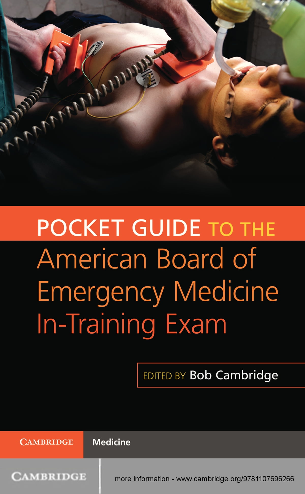 Pocket Guide to the American Board of Emergency Medicine In-Training Exam  eBook by - 9781107272842 | Rakuten Kobo