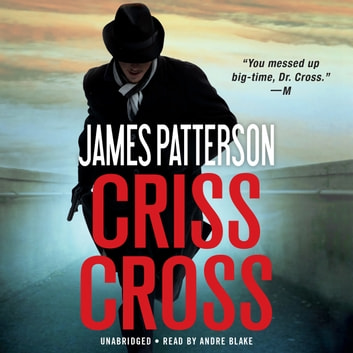 Criss Cross luisterboek by James Patterson