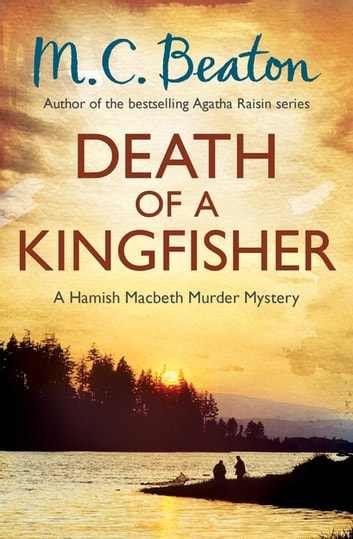 Death of a Kingfisher ebook by M.C. Beaton