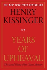 Years of Upheaval ebook by Henry Kissinger