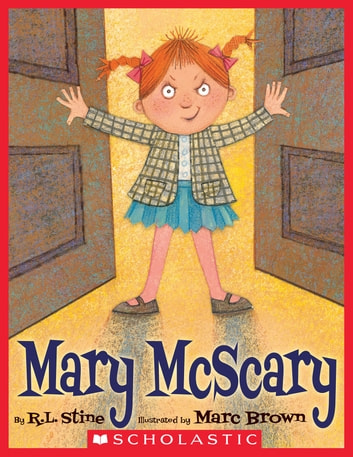 Mary McScary ebook by R. L. Stine