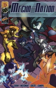Mecha-Nation: Androidology #2 ebook by Greg Weisman,Vic Cook,Greg Guler,Antonio Campo