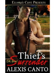 Thief's Surrender ebook by Alexis Canto