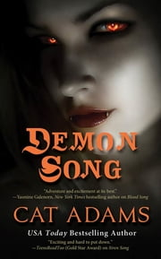 Demon Song ebook by Cat Adams