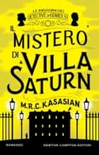 Il mistero di Villa Saturn ebook by M.R.C. Kasasian