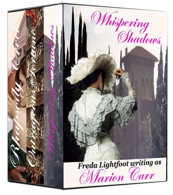Historical Romances Box Set 1 ebook by Freda Lightfoot writing as Marion Carr