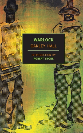 Warlock ebook by Oakley Hall