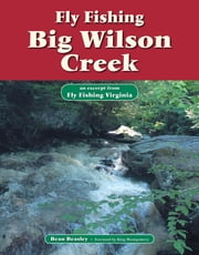 Fly Fishing Big Wilson Creek - An Excerpt from Fly Fishing Virginia ebook by Beau Beasley,King Montgomery