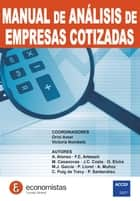 Manual de análisis de empresas cotizadas ebook by Profit Editorial