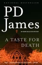 A Taste for Death ebook by P. D. James