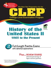 CLEP History of the United States II ebook by Editors of REA,Lynn Marlowe