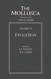 Evolution ebook by Trueman, E. R.