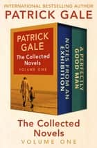 The Collected Novels Volume One - Notes from an Exhibition and A Perfectly Good Man ebook by Patrick Gale