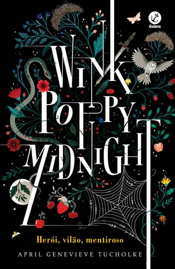 Wink, Poppy, Midnight ebook by April Genevieve Tucholke