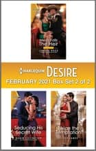 Harlequin Desire February 2021 - Box Set 2 of 2 ebook by Joanne Rock, Robin Covington, Silver James