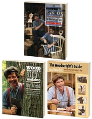 More of Roy Underhill's The Woodwright's Shop Classic Collection, Omnibus Ebook - Includes The Woodwright's Apprentice, The Woodwright's Eclectic Workshop, and The Woodwright's Guide ebook by Roy Underhill