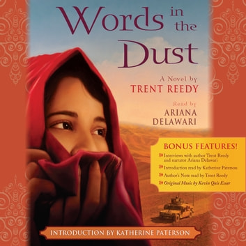 Words in the Dust audiobook by Trent Reedy