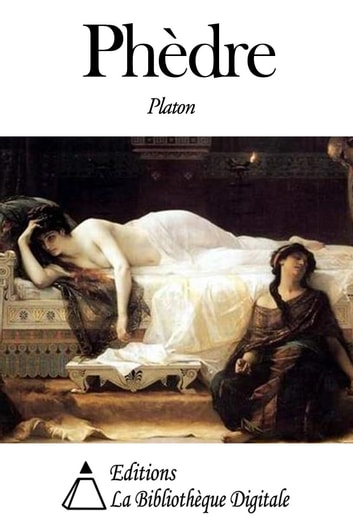 Phèdre ebook by Platon