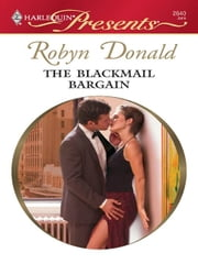 The Blackmail Bargain ebook by Robyn Donald