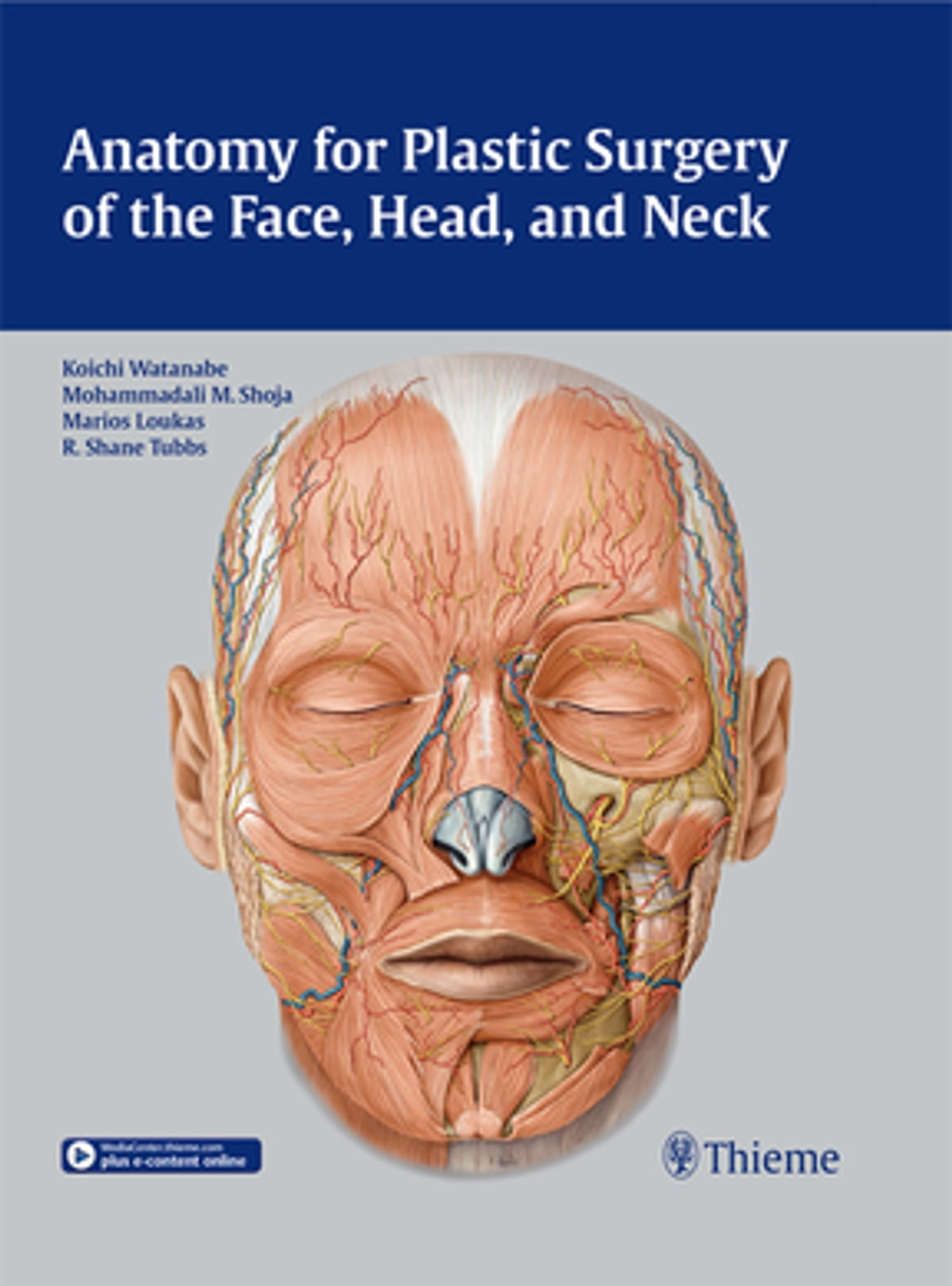 Anatomy For Plastic Surgery Of The Face Head And Neck Ebook By