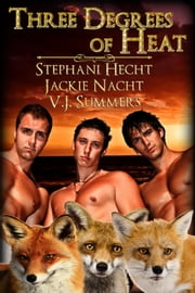 Three Degrees of Heat ebook by Stephani Hecht,Jackie Nacht,V.J. Summers
