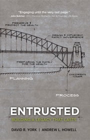 Entrusted - Building A Legacy That Lasts ebook by Andrew L. Howell,David R. York