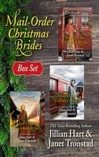Mail-Order Christmas Brides Bundle - 6 Book Box Set ebook by Jillian Hart, Janet Tronstad