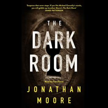 The Dark Room audiobook by Jonathan Moore