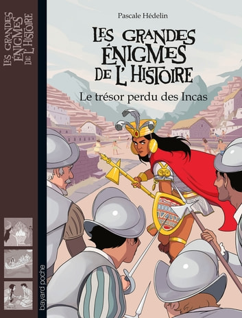 Le trésor des Incas ebook by Pascale Hédelin,Timothé Le Boucher