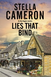 Lies that Bind - A Cotswold murder mystery ebook by Stella Cameron