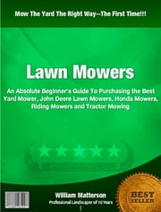 Lawn Mowers ebook by William Matterson