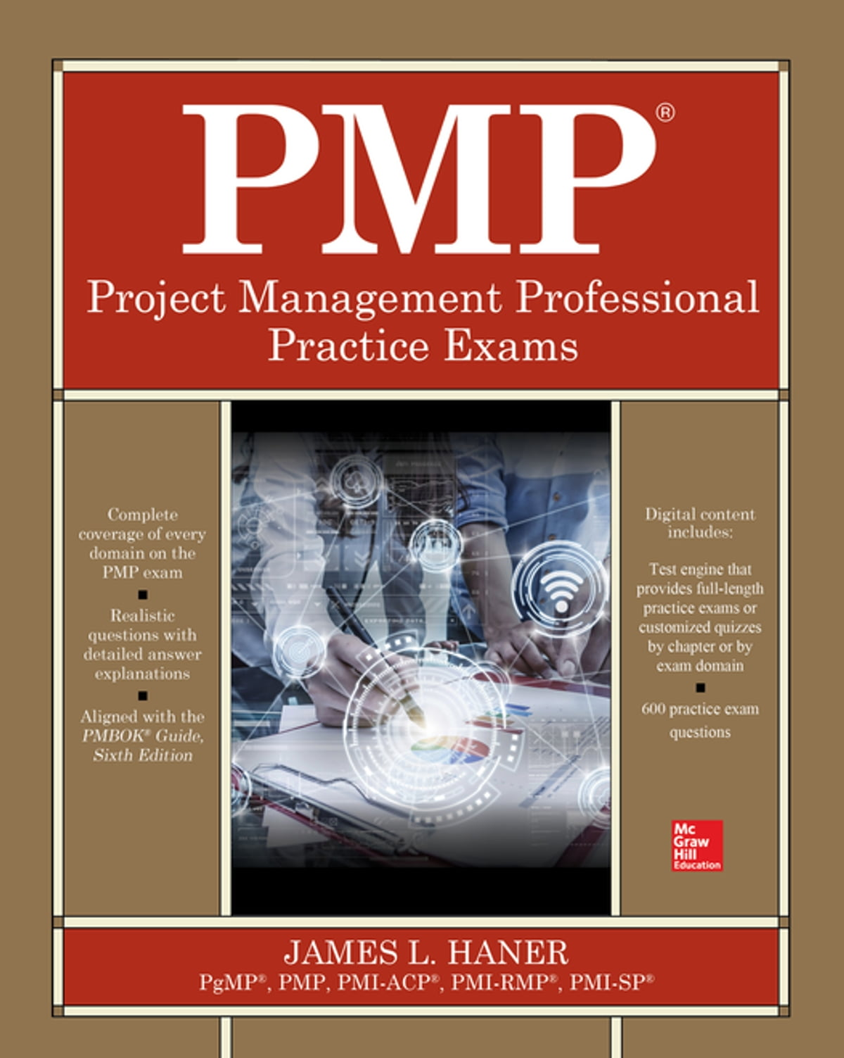 PMP Project Management Professional Practice Exams eBook by James L. Haner  - 9781260134810 | Rakuten Kobo