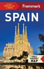 Frommer's Spain ebook by Patricia Harris,David Lyon