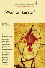 War on terror: The Oxford Amnesty Lectures ebook by Chris Miller