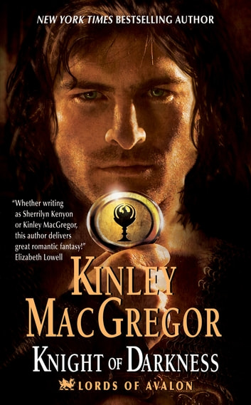 Knight of Darkness ebook by Kinley MacGregor