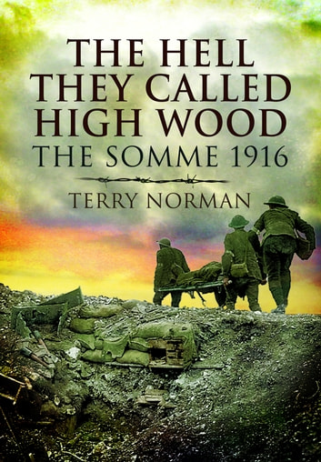 The Hell They Called High Wood - The Somme 1916 ebook by Terry Norman