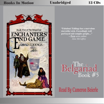 Enchanters' End Game audiobook by David Eddings