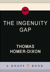 The Ingenuity Gap ebook by Thomas Homer-Dixon