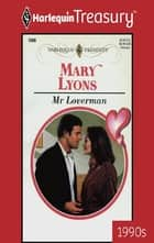 Mr Loverman ebook by Mary Lyons