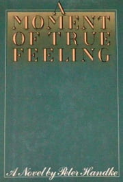 Moment of True Feeling ebook by Peter Handke