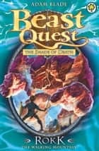 Beast Quest: Rokk The Walking Mountain - Series 5 Book 3 ebook by Adam Blade