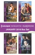 Harlequin Romantic Suspense January 2018 Box Set - Colton Baby Rescue\In the Bodyguard's Arms\Power Play\Secret Baby, Second Chance ebook by Marie Ferrarella, Lisa Childs, Beverly Long,...