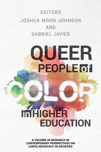 Queer People Of Color In Higher Education Ebook By