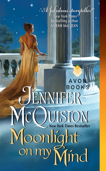 Moonlight on My Mind ebook by Jennifer McQuiston
