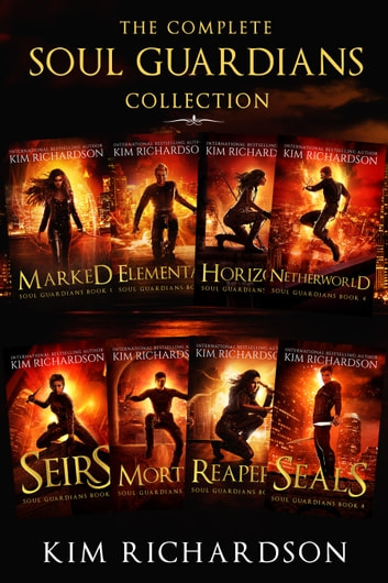 The Complete Soul Guardians Collection: Books 1-8 ebooks by Kim Richardson