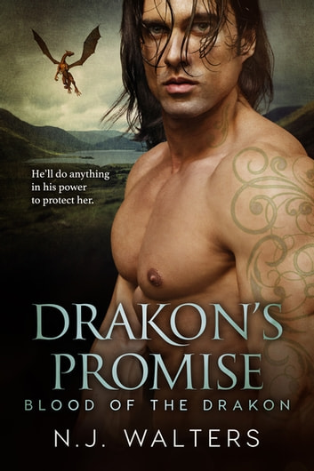Drakon's Promise ebook by N.J. Walters