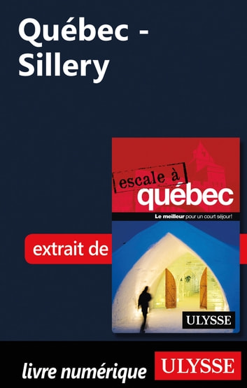 Québec - Sillery ebook by Collectif