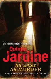As Easy as Murder ebook by Quintin Jardine