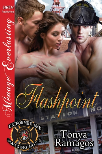 Flashpoint ebook by Tonya Ramagos