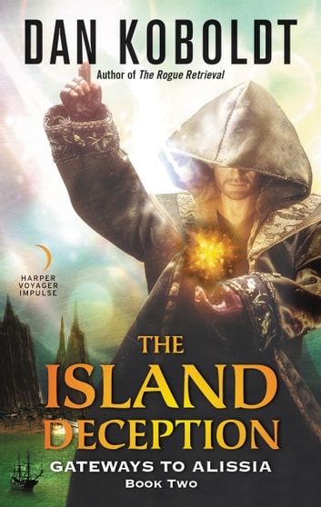 The Island Deception ebook by Dan Koboldt